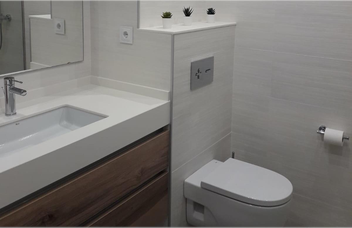 Reformas baño interiorismo