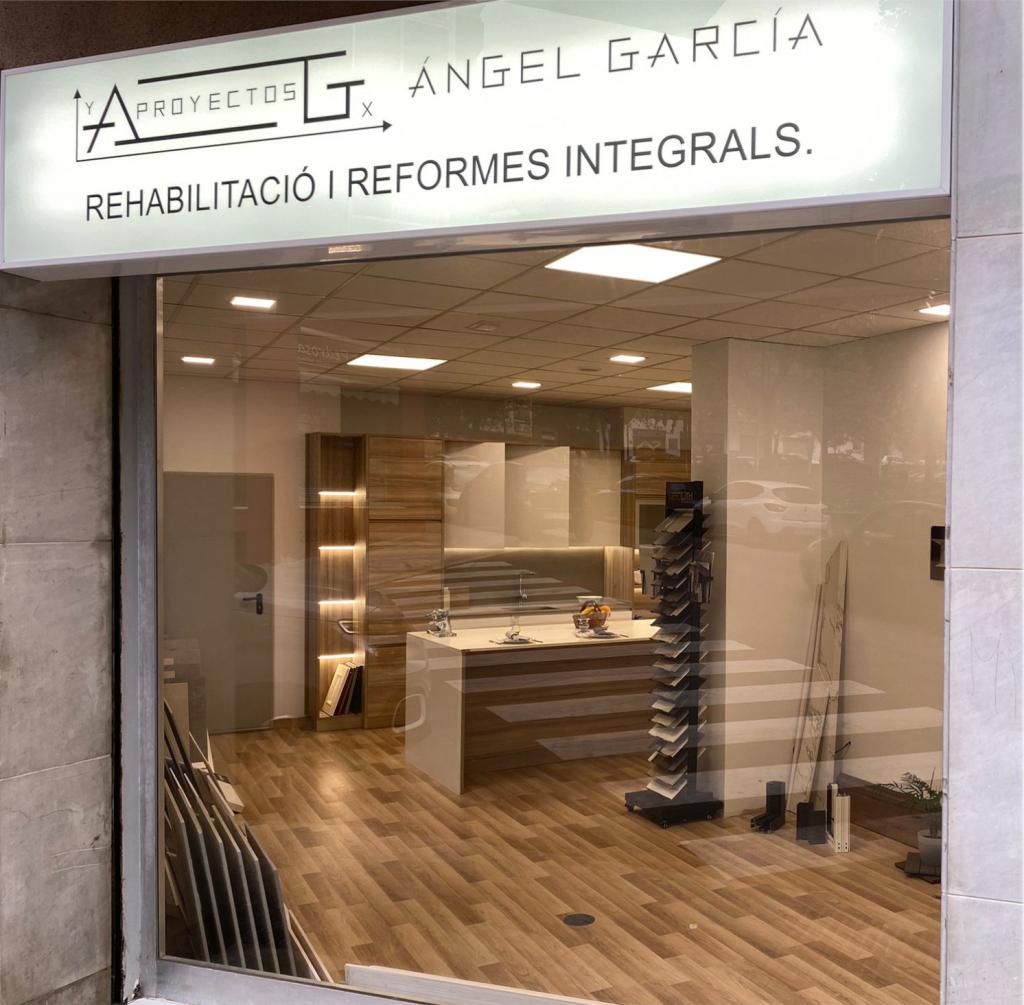Reformas integrales y Rehabilitación